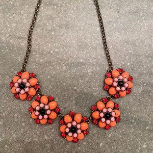 J crew necklace